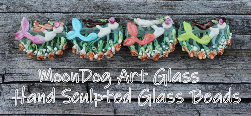 MoonDog Art Glass Banner